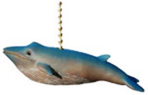 Sea-Life-Marine-Mammal-Whale-Blubber-Ceiling-Fan-Light-Pull