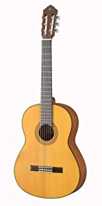 Yamaha CG122MS Spruce Top Classical Guitar, Matte Finish