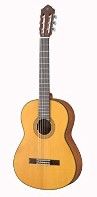 Yamaha CG122MS Spruce Top Classical Guitar, Matte Finish