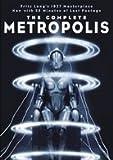 Metropolis - der komplette Film mit 24 min. verlorenem Material