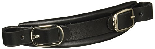 Grover CP66 Leather Emergency Case Handle, Black
