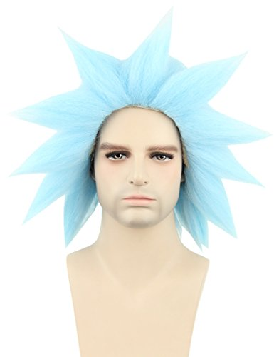 Topcosplay-Halloween-Costume-Wigs-Blue-Short-Cosplay-Wig-Fancy-Dress-Wigs-Adults-or-Teens