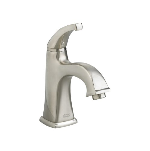 American Standard 2555.101.295 Town Square Monoblock Lavatory Faucet with Speed Connect Drain, Satin Nickel