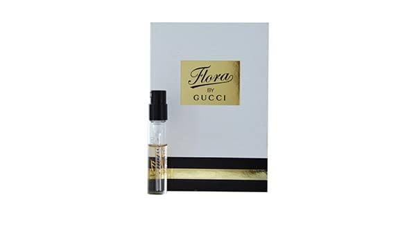Amazon.com : GUCCI FLORA by Gucci EAU DE PARFUM VIAL ON CARD MINI : Bath And Shower Products : Beauty