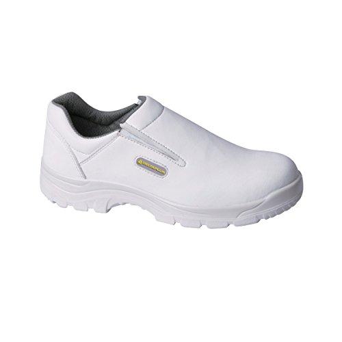 Deltaplus - Calzado de protección para hombre Blanco - blanco