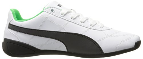 Puma Tune Cat 3 Kids Sneaker (Little Kid) Puma White-asphalt
