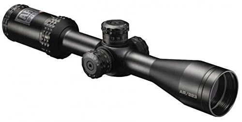 Bushnell AR Optics 4.5-18x40mm Rifle Scope Drop Zone .308/7.62 BDC Reticle - AR945184B