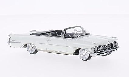 Amazoncom Oldsmobile Ninety Eight 98 Convertible White 1959
