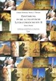 Einführung in die altägyptische Literaturgeschichte II: Neues Reich