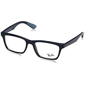 Ray Ban RX7025 Eyeglasses-5419 Dark Blue-53mm