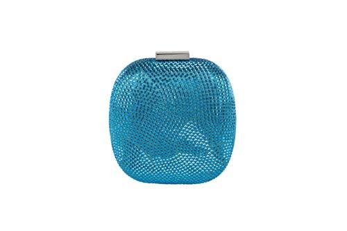 Turquoise Turquoise Anna Aca Femme Pochette Pour Unique Cecere 016 Taille qfAfUFP1