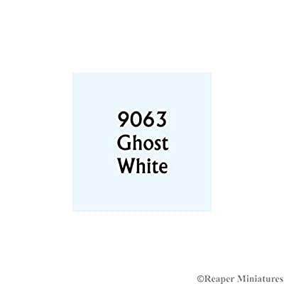 Reaper Miniatures Paints Paint Ghost White 1/2 oz RPR 09063: Toys & Games