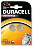 Duracell Specialties 2032 - non-rechargeable batteries (Button/coin, -20 - 54 °C, CR2032, Lithium)