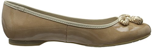 538 Patent 22109 Flats Candy Brown Ballet Marco Tozzi Women's 8wHvvp