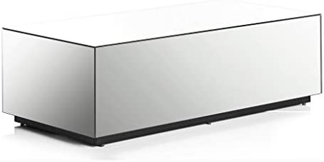 SONOROUS CTB-120 All Glass Coffee Table Center Table