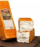 Queso Cotija Enchilado Los Altos (Aged Cheese With Chile) 5 Lb