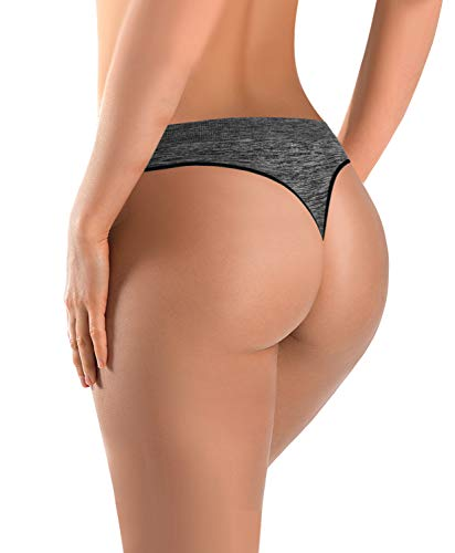 Best Monitor Powers - BUBBLELIME Seamless Bikini Panties for Women