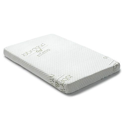 Niimo-matras naast mij Anti-verstikking en zacht voor samen slapen Wiegjes 83×50 bij 6 cm Dikte Geschikt voor Chicco…