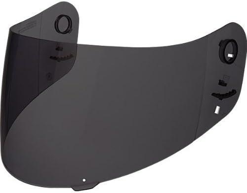 HJC HJ-20 Pinlock Ready Shield RPS-10 Street Bike Motorcycle Helmet Accessories - Dark Smoke/One Size Fits Most