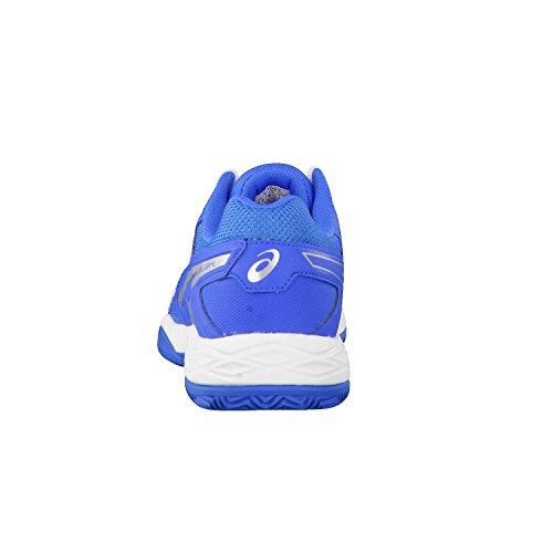 Asics Zapatillas 6 Game 902 blau weiss Hombre de Tenis Clay para Gel wIaIqx1