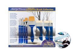 Sterling Edwards Signature Series Brush Set with DVD by Sterling Edwards