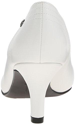 Lifestride Womens Star Dress Pump White