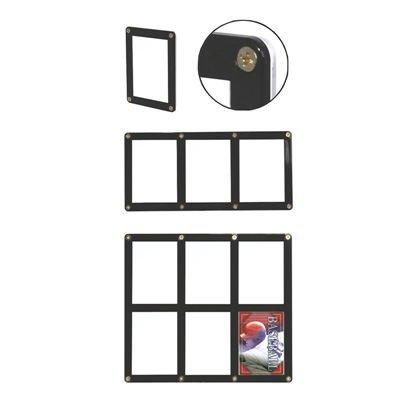 9 Card Screwdown Holder - 3