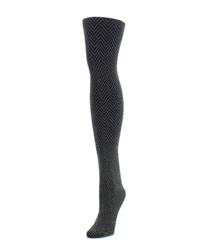 Memoi Textron Glam Tights