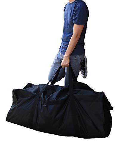65d69857db Gothamite 50-inch Oversized Duffle Bag Heavy Duty