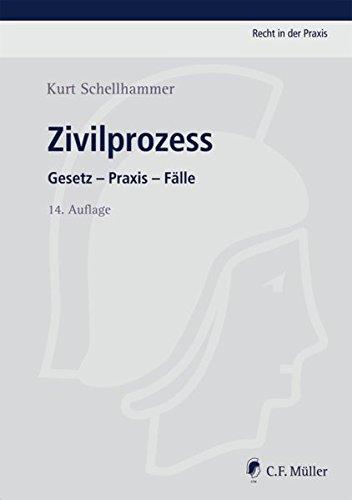Zivilprozess: Gesetz-Praxis-Fälle