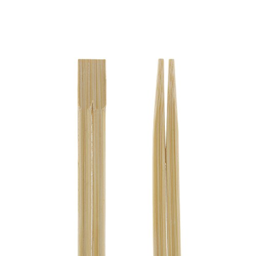 Royal Premium Disposable Bamboo Chopsticks, 9'' Connected at the Top, Sleeved and Separated, UV Treated, Case of 1000 by Royal (Image #3)
