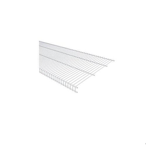 Closetmaid 139600 6-Ft. x 20-Inch White Close Mesh Shelf - Quantity 6