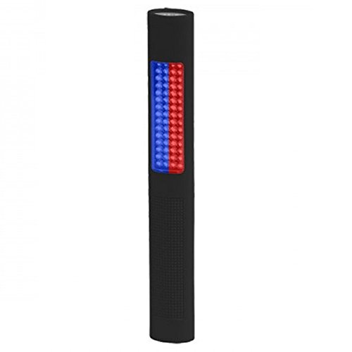 Bayco Nightstick Safety Light/Flashlight Black
