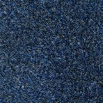 Walk Off Floor Mat - Carpet Mat Classic - 3' x 5' - Speckled Blue - Economy Grade Indoor Entry Mat