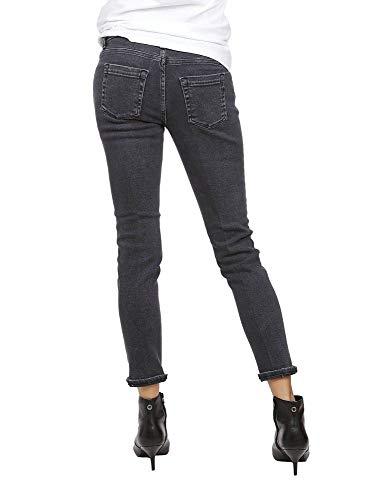 Negro Jeans P692ds0168v35999 Dondup Mujer Algodon znxHnXES