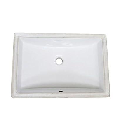 Exceptionnel Fairmont Designs S 200WH 20 1/2u0026quot; Ceramic Undermount Sink ...