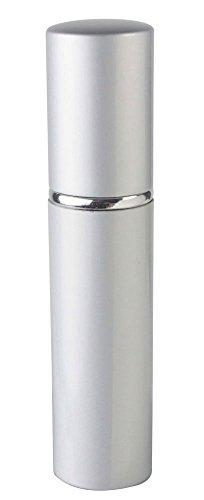 Argent de voyage rechargeable taille parfum flacon Spray, 10ml .41oz