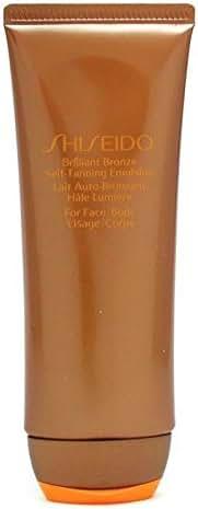 Shiseido Brilliant Bronze Self-Tanning Emulsion (For Face & Body) 100ml/3.5oz