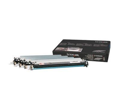 Lexmark C734X24G Photoconductor Unit - OEM, 20000 Yield (Photoconductor Unit Colour)