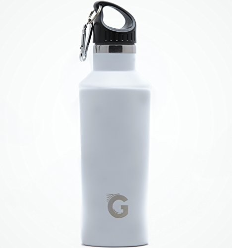 GO Active Flex- Stainless Steel Double Wall Bottle Comes wit
