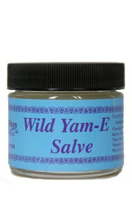 Wild Yam and E Salve 2 Ounces