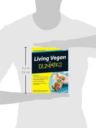 24066d3b Living Vegan For Dummies: Amazon.co.uk: Alexandra Jamieson: 9780470522141:  Books