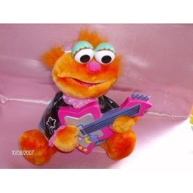 (Rock and Roll Zoe - sesame street)