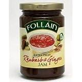 Follain Irish Rhubarb & Ginger Jam 370g
