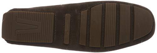 Man Pantofola Loafer Low Oliveiro scuro 30a marrone mocassini Uomo D'oro Brown 0rqfn04