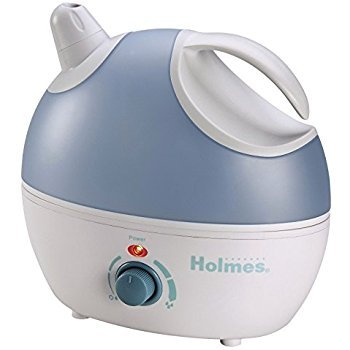 Holmes Personal Ultrasonic Humidifier HM500TG, 0.4-Gal