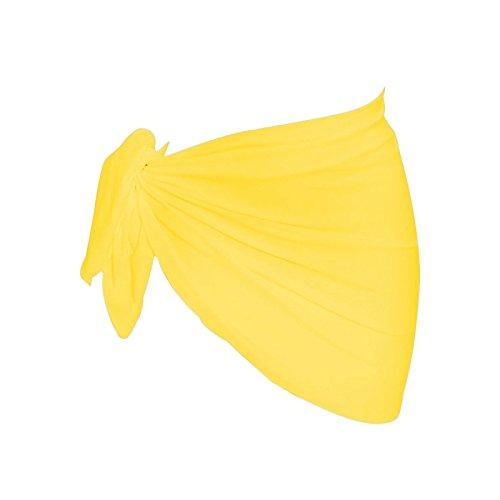 Banana Moon-Toalla pareo Lycramat, color amarillo amarillo: Amazon.es: Ropa y accesorios
