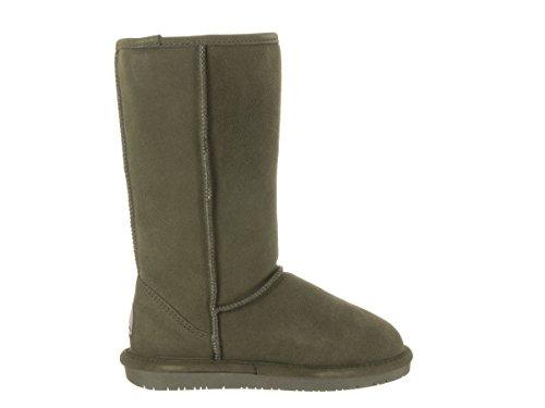 BEARPAW Damen Emma Tall Fashion Boot Olive