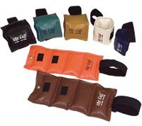 THE CUFF REHABILITATION WEIGHT SET ONLY, INCLUDES 1-, 2-, 3-, 4-, 5-, 7-1/2- AND 10-LB. WEIGHTS by Fabrication