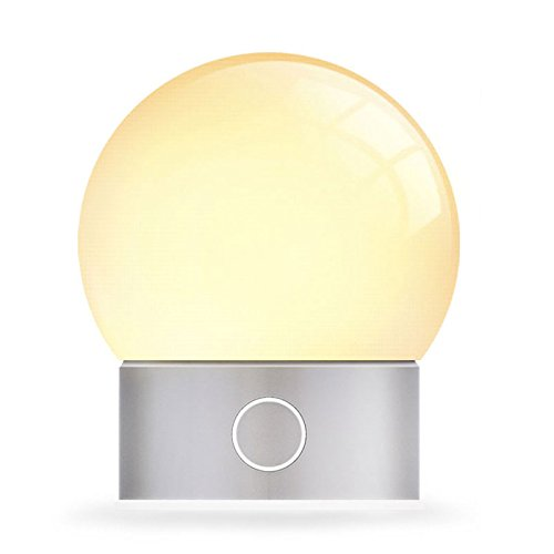XuanYue Night Light, Kids Baby Bedroom Nursery Reading Eye Caring Nightlight, Decorate Corridor Studyroom Cordless Bedside Lamp with Touch Control Adjustable Brightness concise Gift